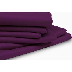 Purple Thermal Blackout Custom Curtain MC55