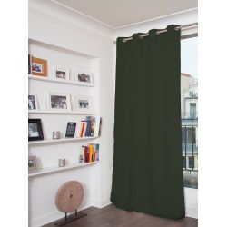 100% Total Blackout Curtain Revolution Green MC228