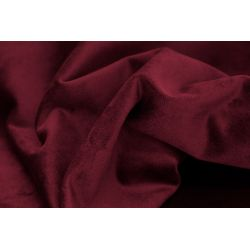 100% Total Blackout Velvet Curtain Venise Red MC214