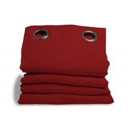 Red Soundproof Plus Curtain MC310