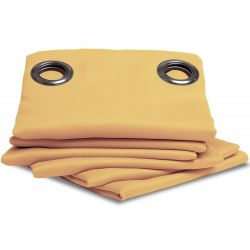 Yellow Blackout Curtain MC243