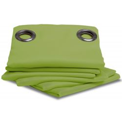 Apple Green Blackout Curtain MC566