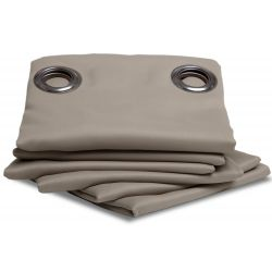 Moondream thermal curtain Taupe