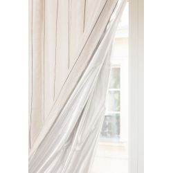 Thermal Linen Sheer Bahamas Smoky Moondream Premium