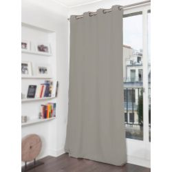 Green Grey 3-in-1 Soundproof Thermal Blackout Curtain MC704