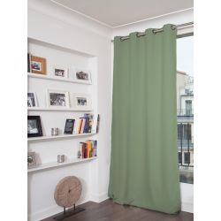 Green Thermal Blackout Curtain MC06