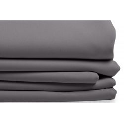 Mid Grey Thermal Blackout Curtain MC09