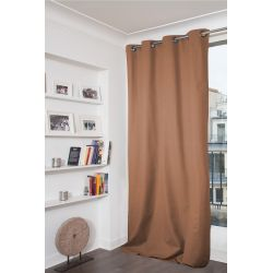 Orange 100% Total Blackout Curtain Apollo MC627