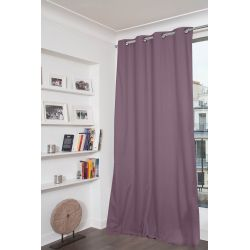 Purple 100% Total Blackout Curtain Dream MC407