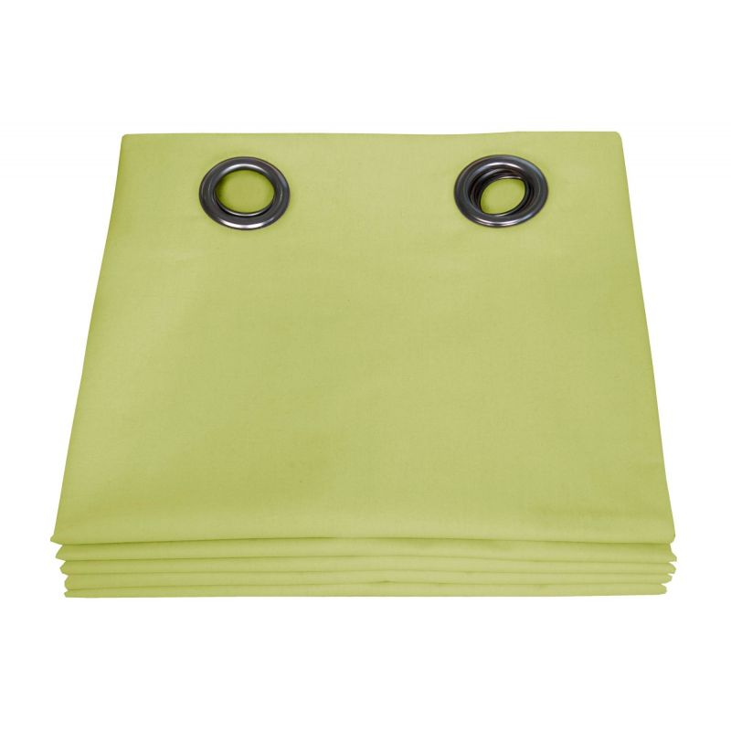 Apple Green 100% Total Blackout Curtain Dream MC566