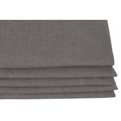 Washed linen Smoky Grey Moondream Premium