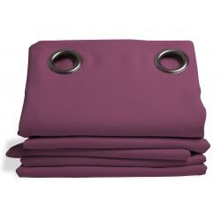 Purple Blackout Curtain MC119