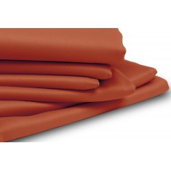 Orange Blackout Custom Curtain MC374