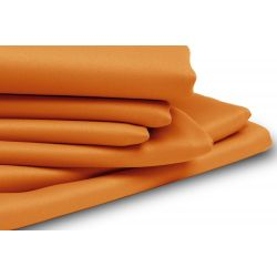 Orange Thermal Blackout Custom Curtain MC230