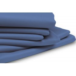 Blue Thermal Blackout Custom Curtain MC666