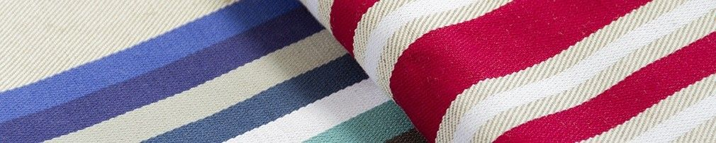 Moondream & Artiga - Basque Striped Curtains - Deco & Design Curtains